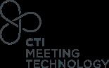 CTI Logo logotype RGB dark